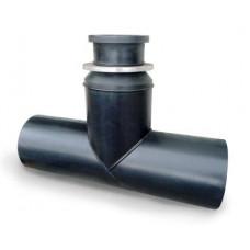 ПНД подставки под сварку с трубой 315 мм