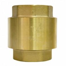 Клапан обратный пружинный STI 40 (пластиковое уплотнение)