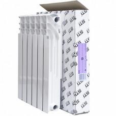Биметаллический радиатор STI 500 100 6 секций