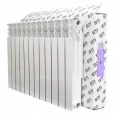 Биметаллический радиатор STI 500 100 12 секций