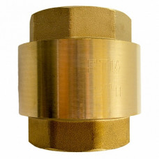 Клапан обратный пружинный STI 50 (пластиковое уплотнение)